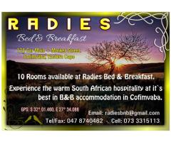 Radies Bed & Breakfast