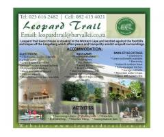 Leopard Trail Guest House