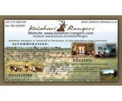 Kalahari Rangers