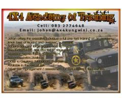 Flight of the Eagle Tour  |  4x4 Kungwini Ruins Tracks + Trails  |  Johan 4x4 Academy of Training