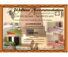 Weltina Accommodation