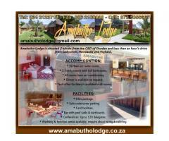Amabutho Lodge
