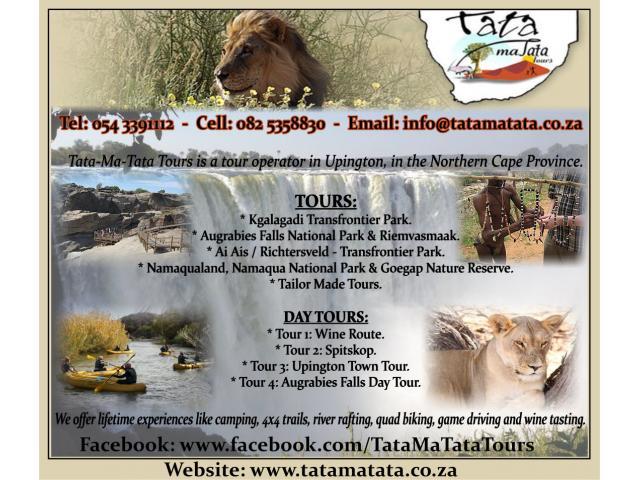 Tata-Ma-Tata Tours
