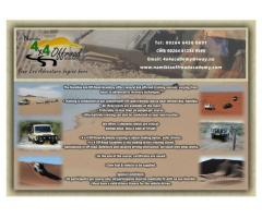 Namibia 4x4 Off-road Academy