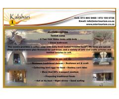 Kalahari Info & Tentekamp