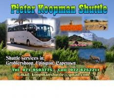 Pieter Koopman Shuttle