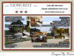 Lions Rest Game Lodge