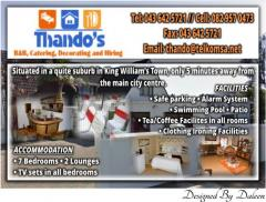Thando's Bed & Breakfast