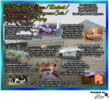 La Pari Pari / Baroe / Doekvoet / Skrywershuisie / Honeymoon Suite / Caravan Park / Camping