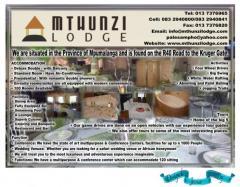 Mthunzi Lodge