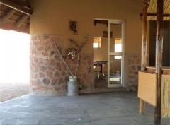 Kalahari Info & Tented Camp / Coffee Shop