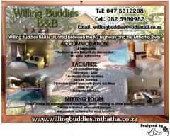Willing Buddies B&B