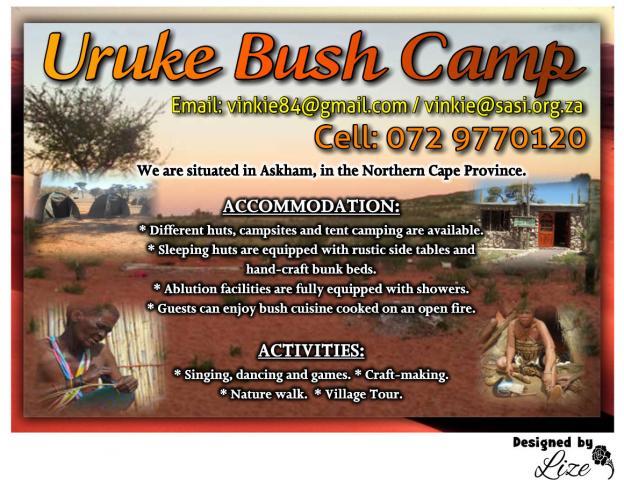 Uruke Bush Camp