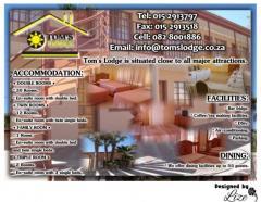 Tom's Lodge & Rams Lodge