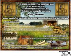 Mapula Lodge Safaris