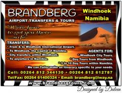 BRANDBERG AIRPORT TRANSFERS & TOURS
